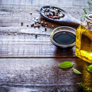 Essig & Öl uns sonstiges Feines mit Balsamico